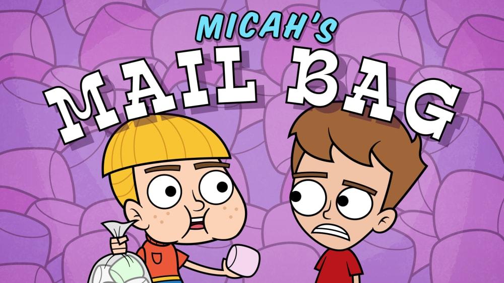 Mailbag 1: Micah's Favorite Bible Story!