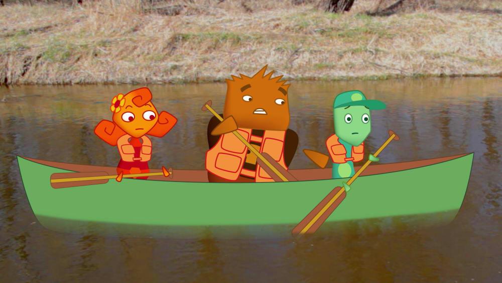 Leo v7 ep01 canoe creeps