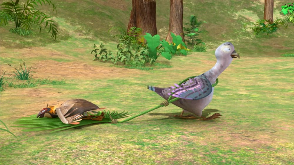Iesodo ep11 the good pigeon preview image
