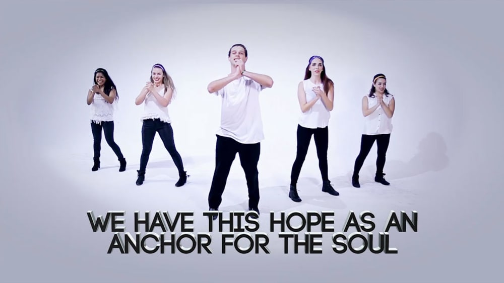 Hebrews 6:19 Sing-Along
