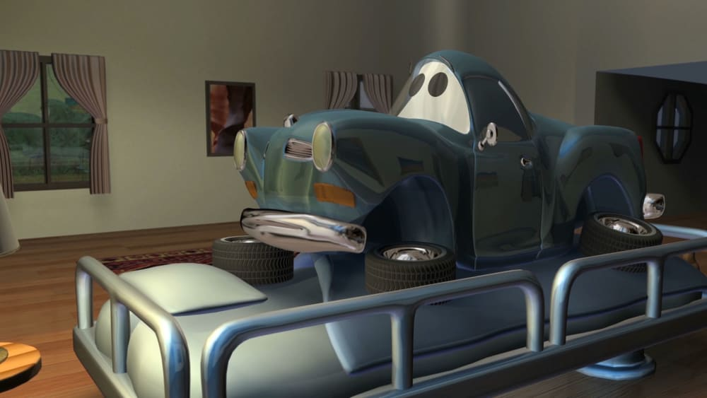 Abg ep61 scaredy car preview image