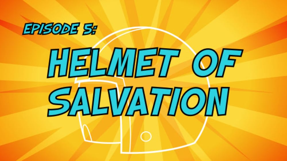 05 helmet of salvation title card
