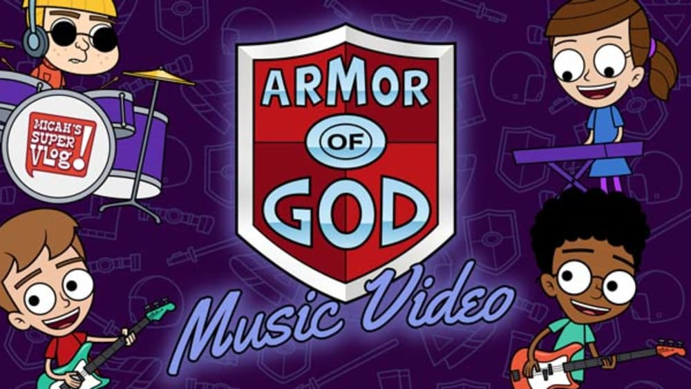 The Armor of God Music Video