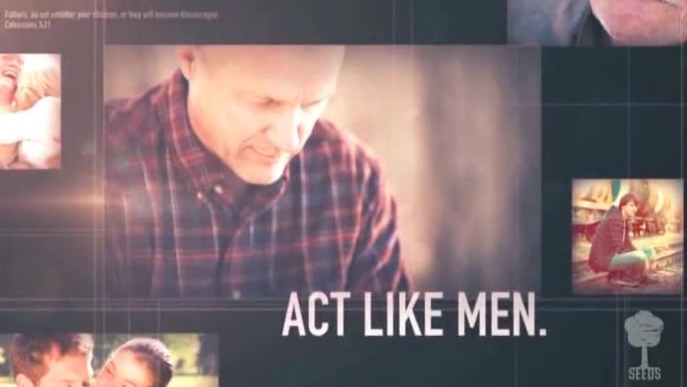 Act like men 1 corinthians 1613 14