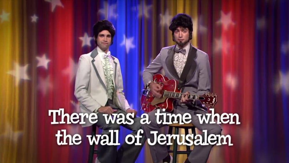 Nehemiah Sing-Along