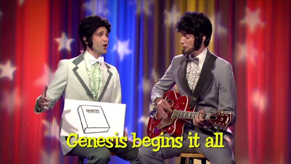 Genesis Sing-Along