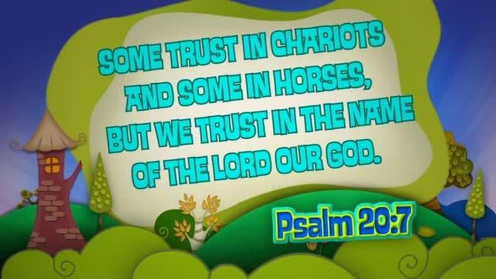 Psalm 20:7 (Hills)