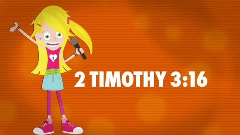 2 Timothy 3:16 (All Scripture)