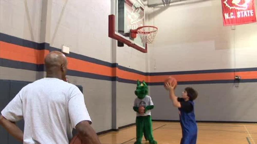 Basketball: Rebounding