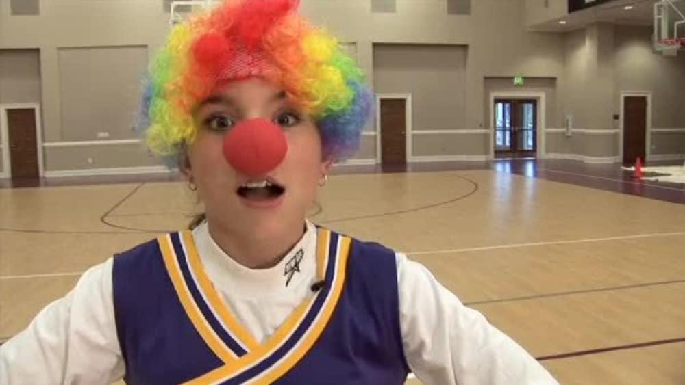 Cheering: Facial Expressions