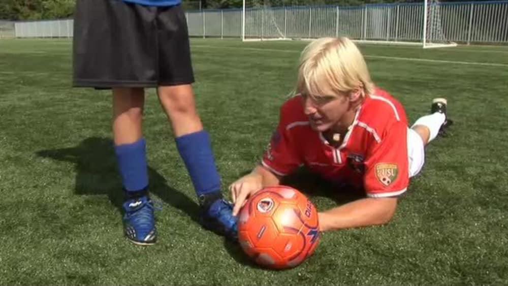 Soccer: Shooting