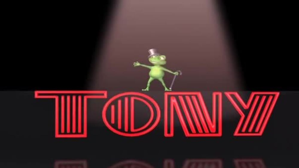 The rise and fall of tony the frog