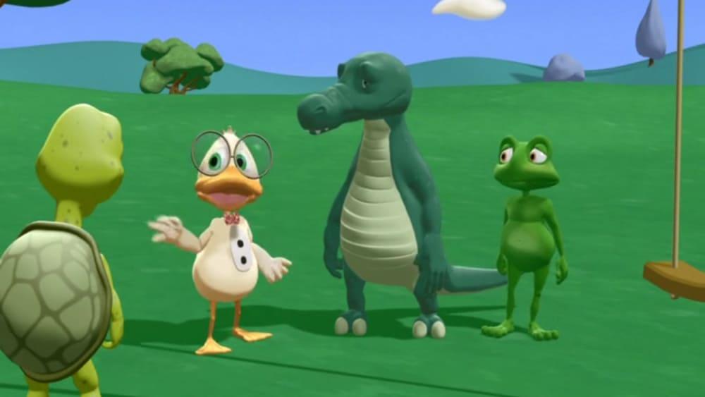Alligator Hunter / Listen to Your Mother