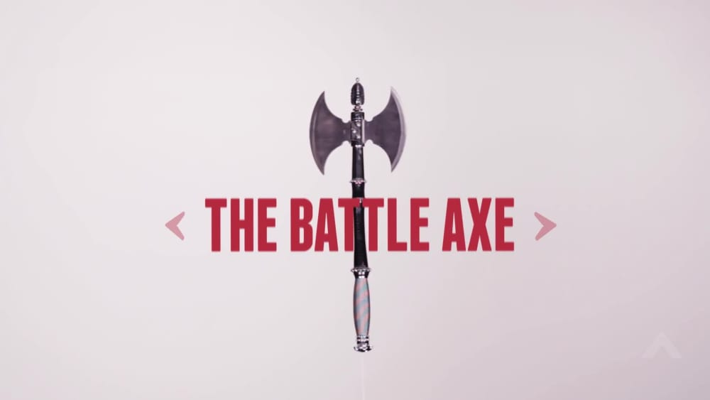 The Battle Axe