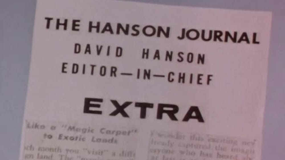 Editor in chief