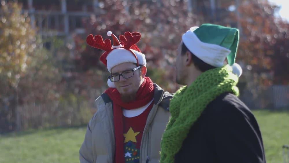 Oldman and Spielman's Christmas Adventure (Part 2)