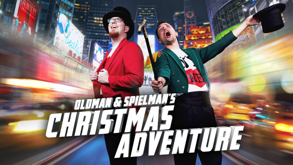 Oldman and Spielman's Christmas Adventure (Part 1)