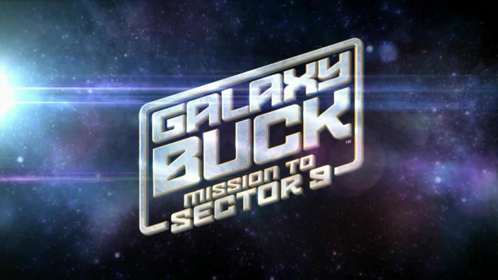 Trailer: Galaxy Buck Mission to Sector 9