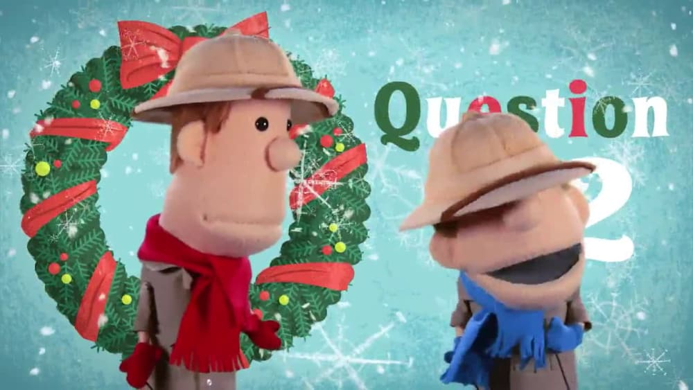 Question 12 the final question   12 questions of christmas