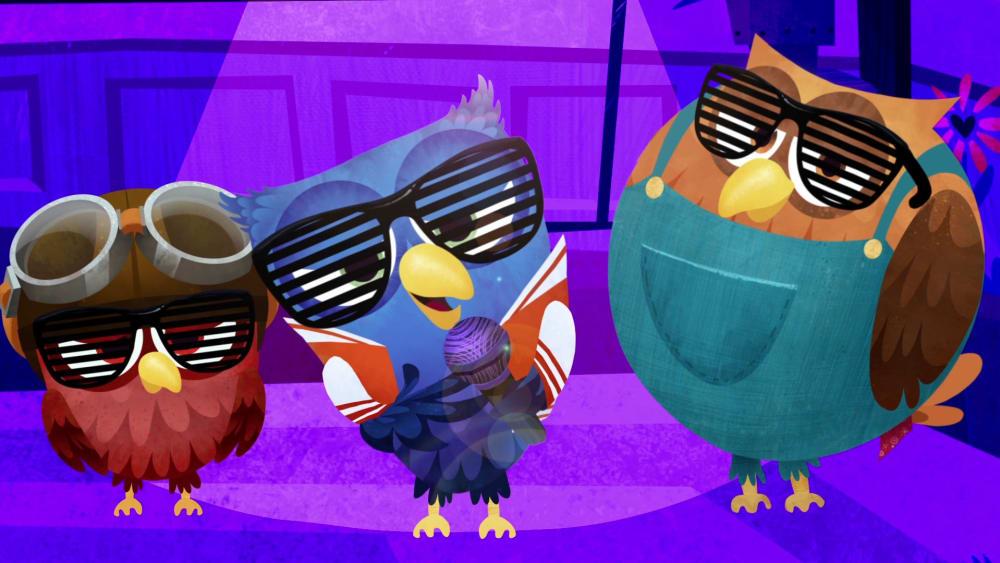 The Gift - Owlegories