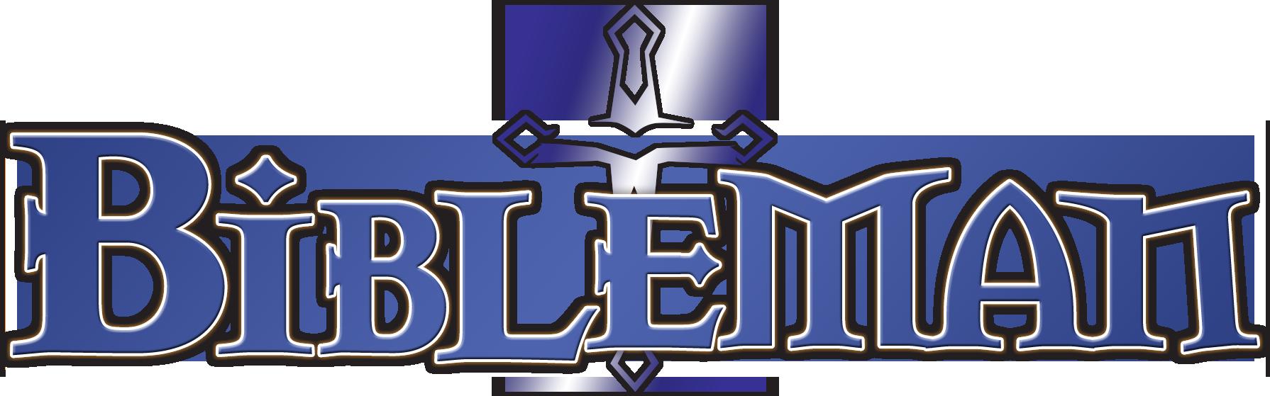 Bibleman logo
