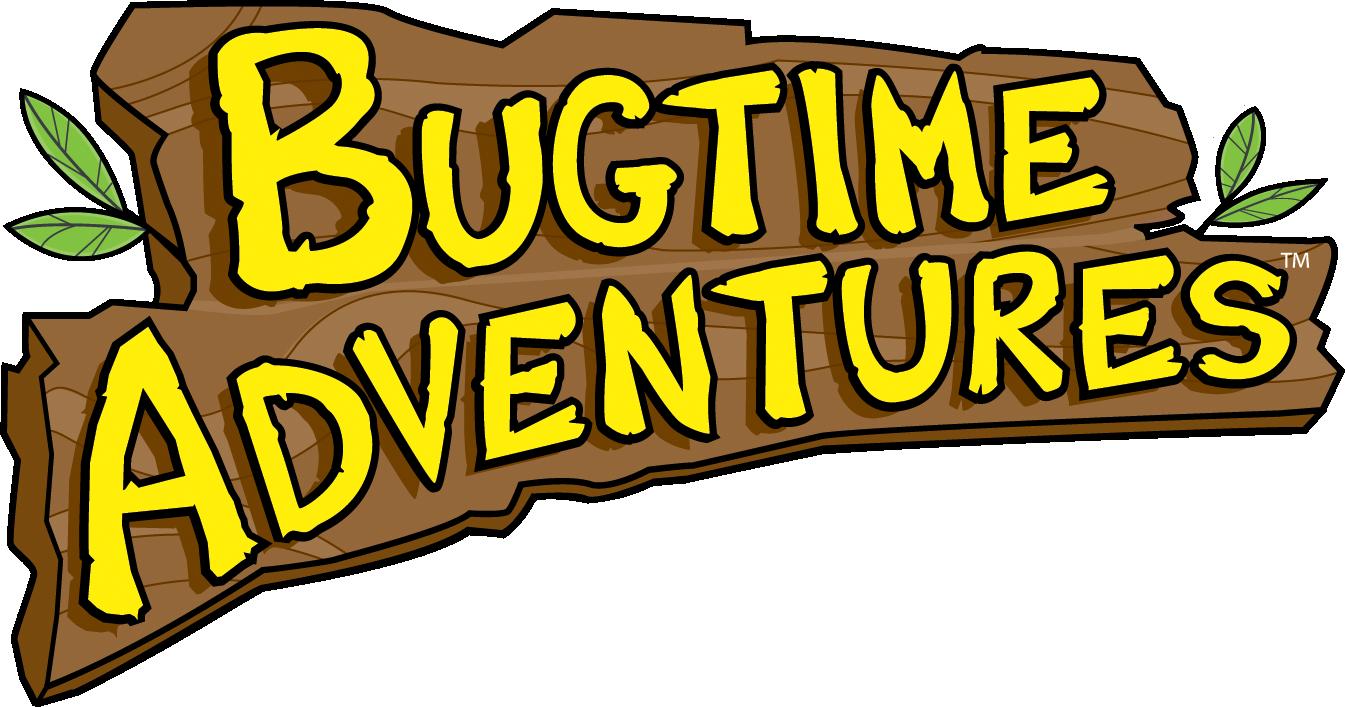 Bugtime adventures logo