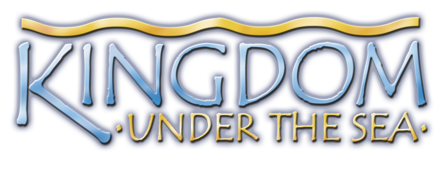 Kingdom under the sea logo