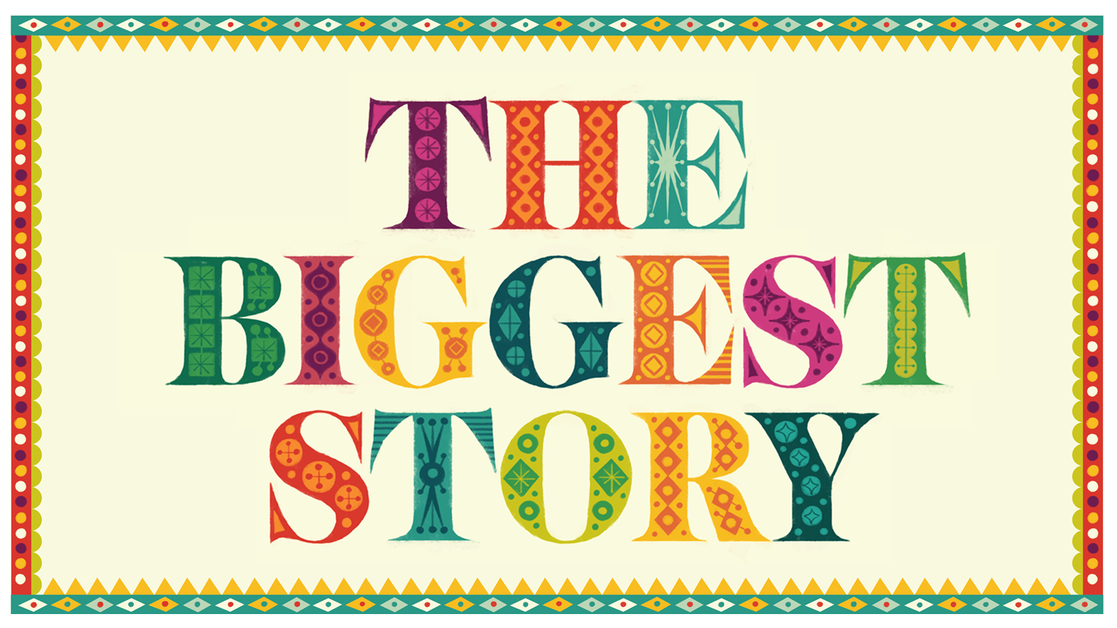 Biggest story series logo