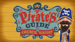 The pirates guide to church history
