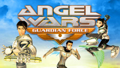 Angel wars series logo