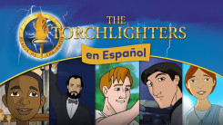 Torchlighters series image spanish