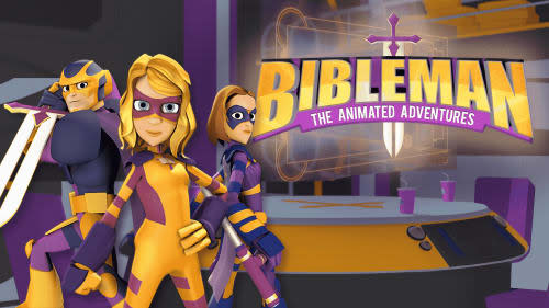 bibleman-the-animated-adventures