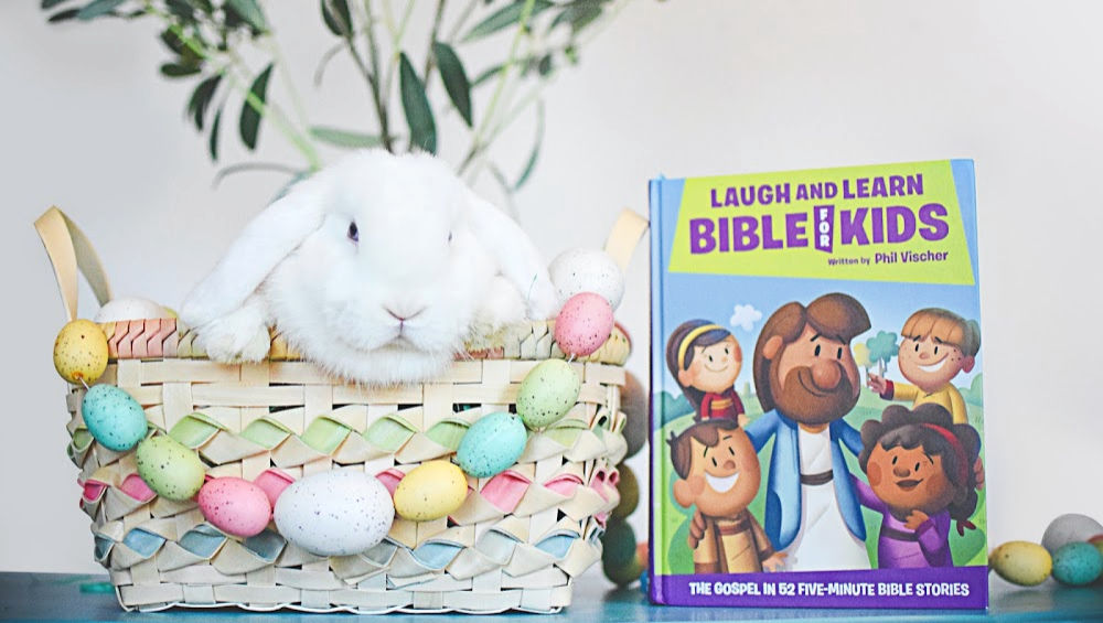 The Perfect Easter Basket Books for Kids of All Ages