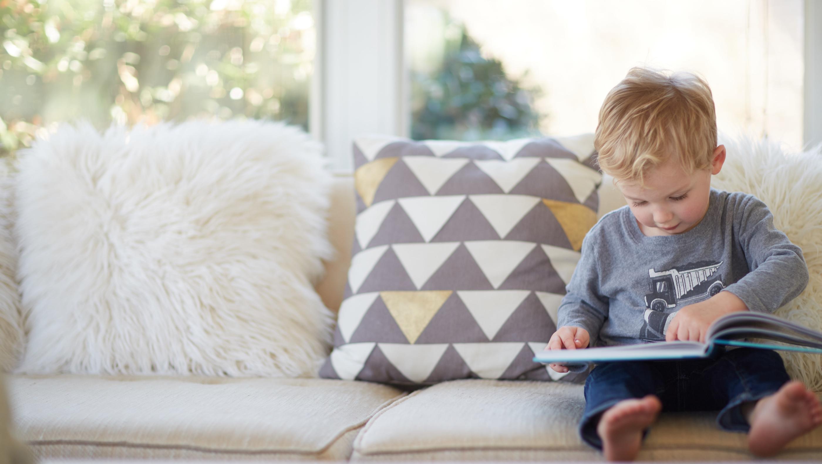 Books That Teach Preschoolers About God