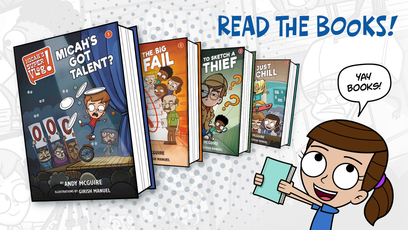 Christian Books for Middle-Grade Readers