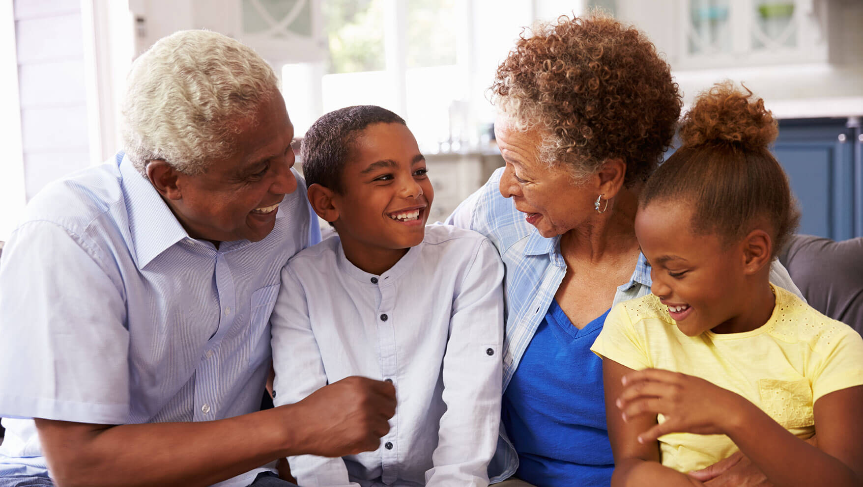 5 Ways for Kids to Encourage their Grandparents