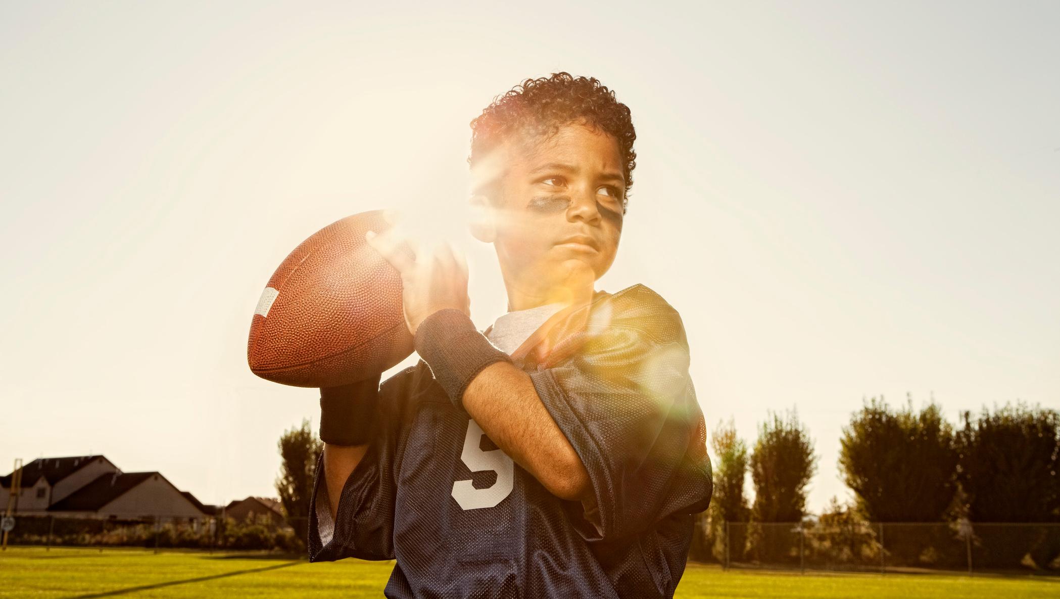 Football-Inspired Faith Lessons for Kids