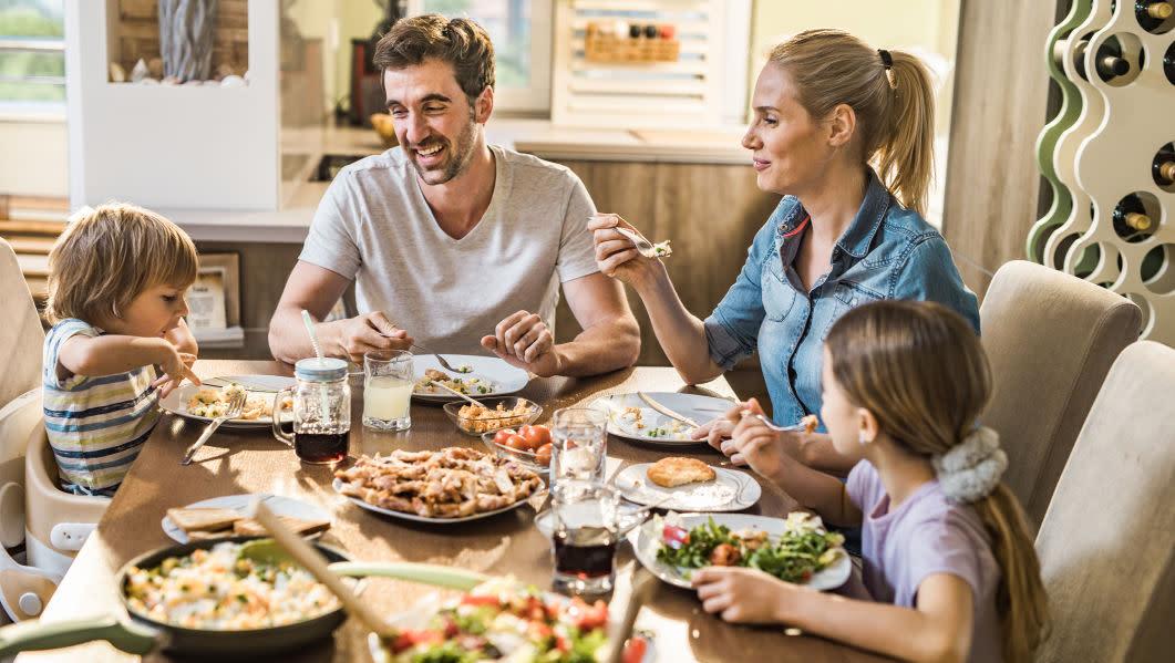 Family Dinnertime Devotions for Lent