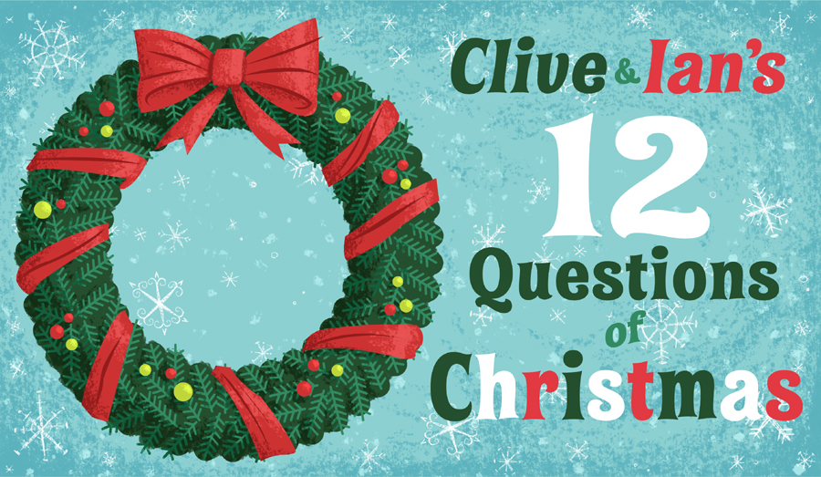 12 questions of christmas