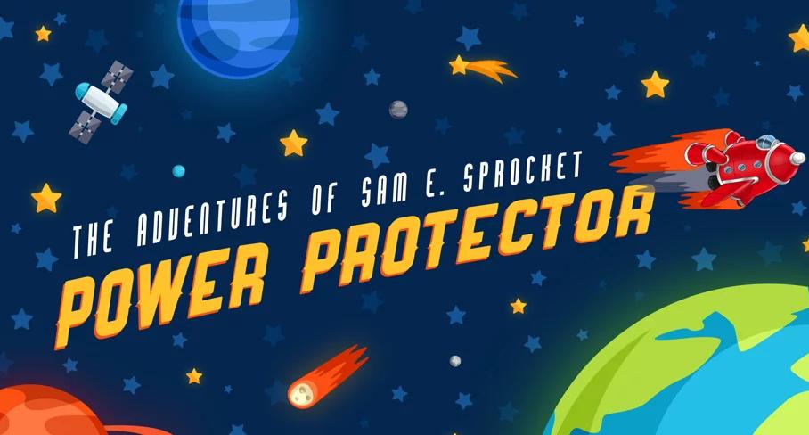 The adventures of sam e sprocket