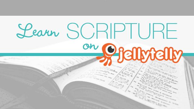 Learn scripture
