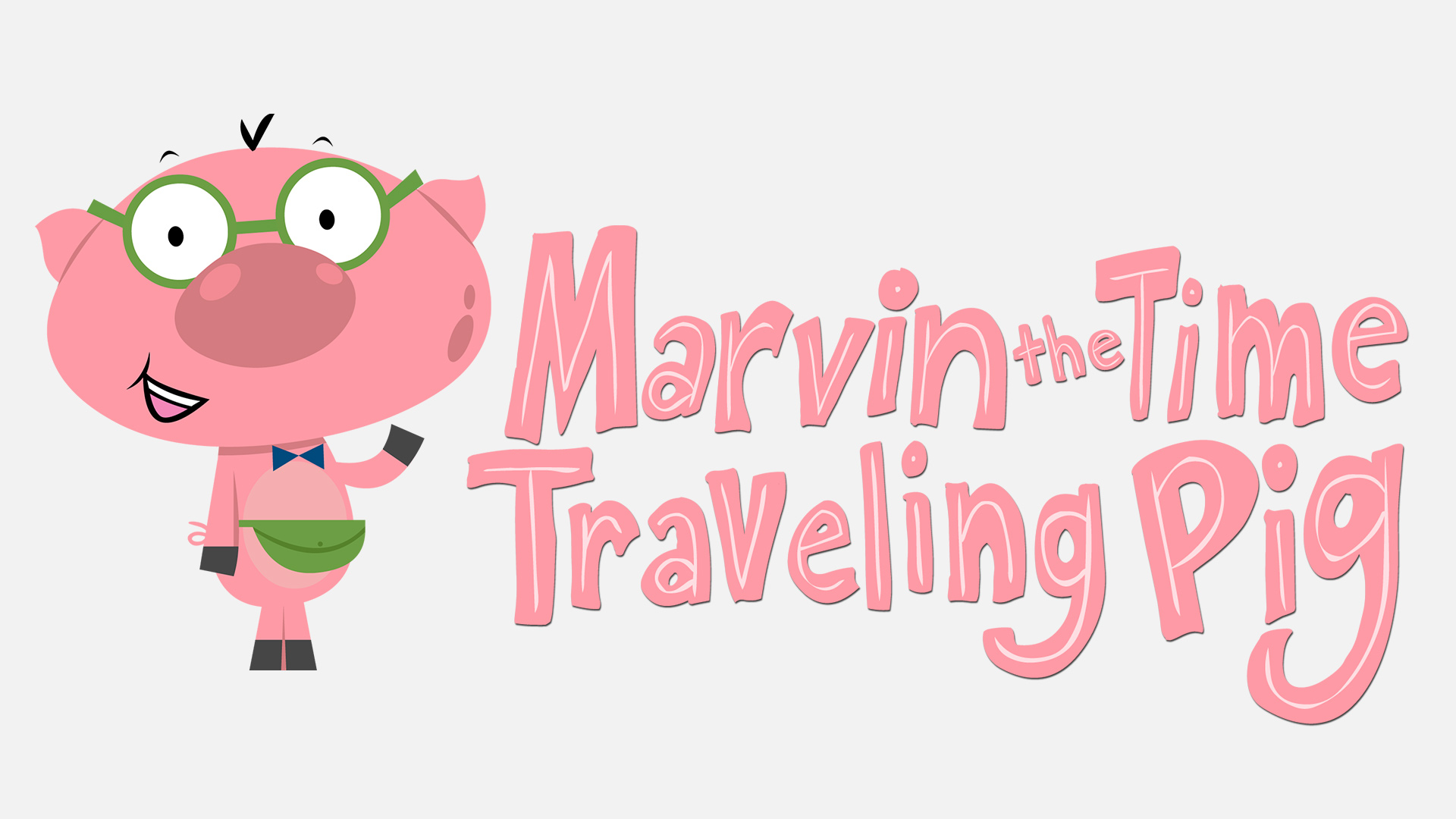 Marvin the time traveling pig