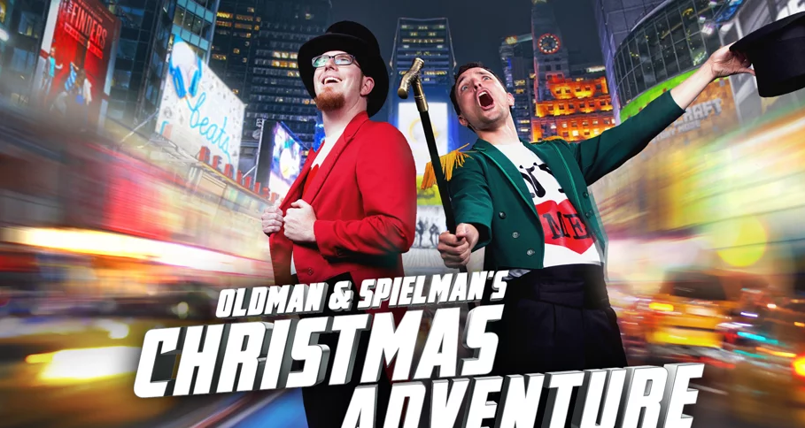 Oldman and spielmans christmastime adventure