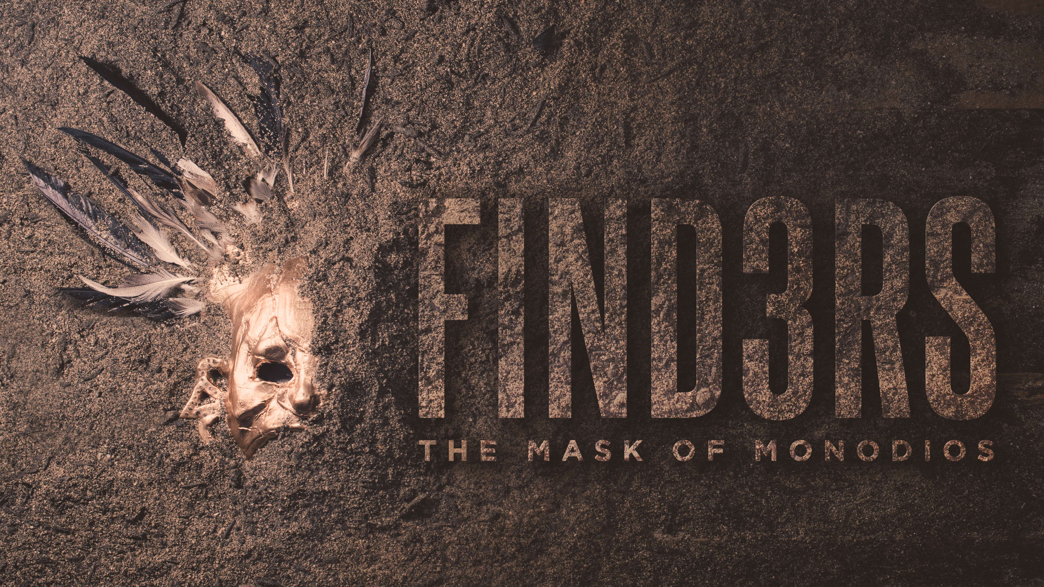 The finders 3 the mask of monodios