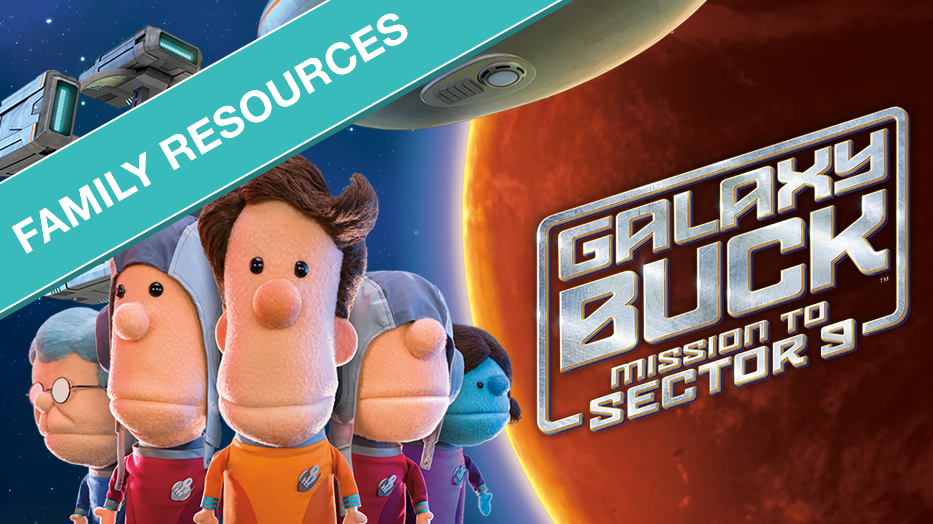Galaxy buck family resources
