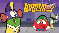LarryBoy: The Cartoon Adventures
