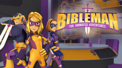 Bibleman : The Animated Adventures