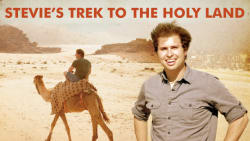 Stevie's Trek to the Holy Land