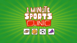 One Minute Sports Clinic