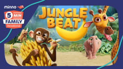 Jungle Beat - 5 Minute Family Devotional